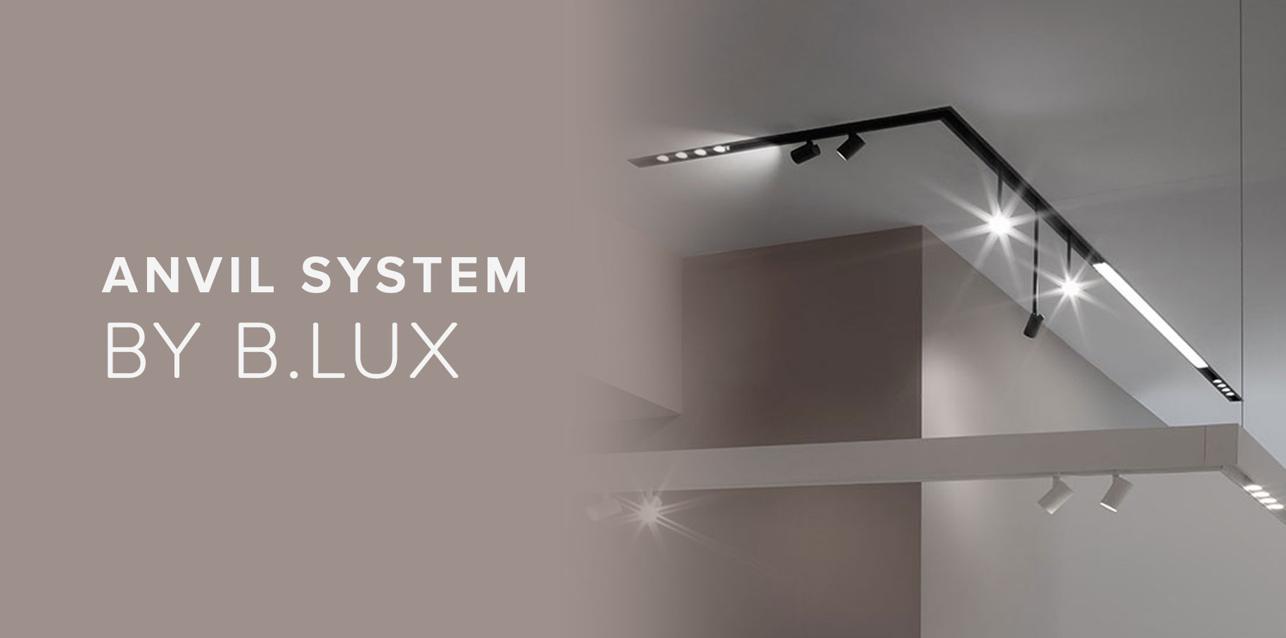 Anvil System by B.Lux